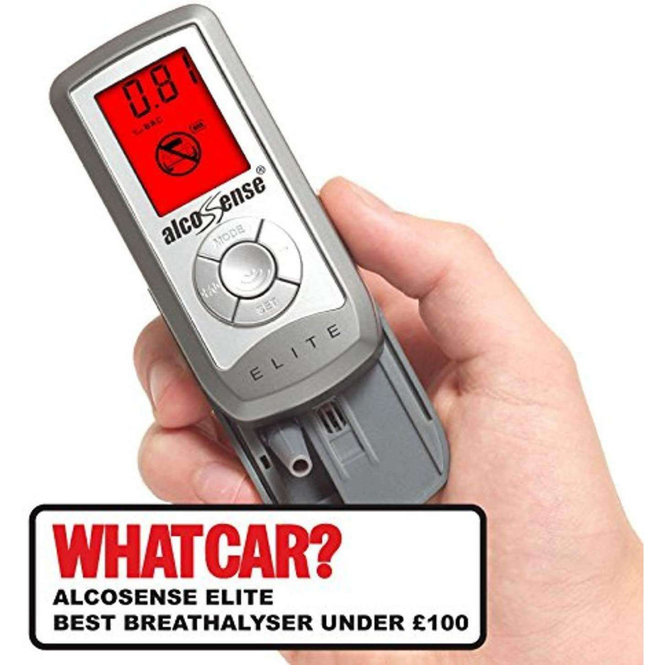 AlcoSense Elite Breathalyzer & Alcohol Tester