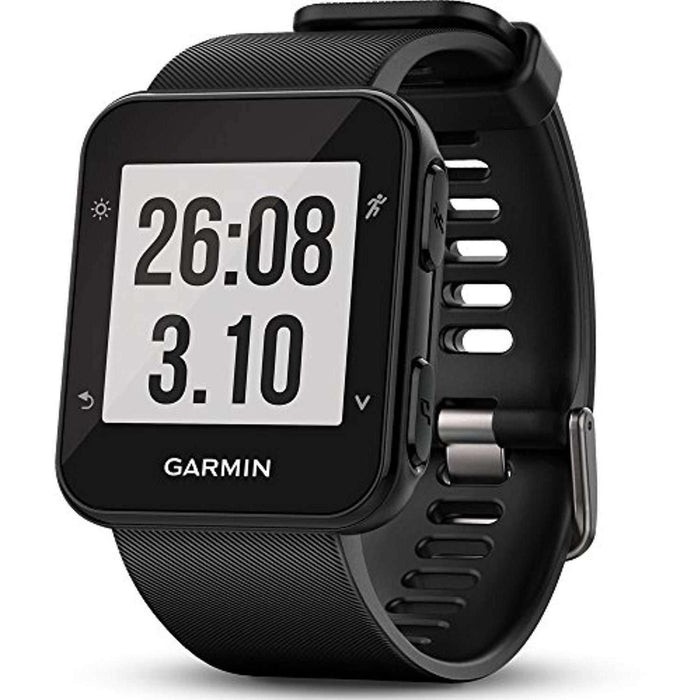 Wellnostics - Garmin Forerunner 35 GPS Running Watch with Wrist-Based Heart Rate and Workouts