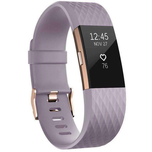 Wellnostics - Fitbit Charge 2 Heart Rate & Fitness Wristband