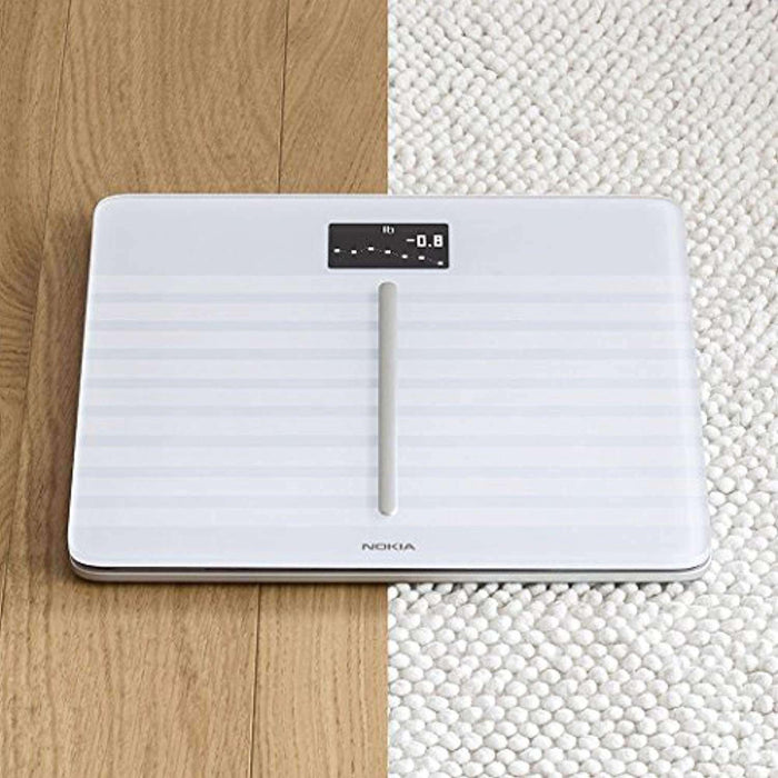 Wellnostics - Nokia Body Cardio Heart Health & Body Composition Wi-Fi Scale
