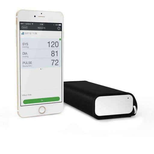 Wellnostics - Qardio Arm Smart Blood Pressure Monitor