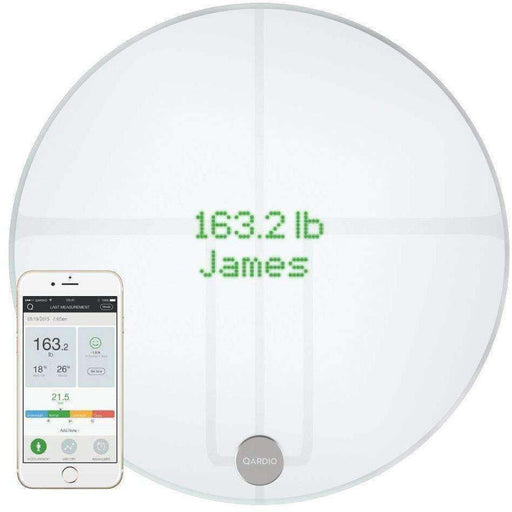 Wellnostics - Qardio Base 2 Smart Scale and Full Body Analyzer