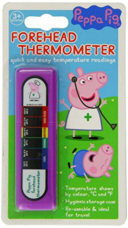 Peppa Pig Forehead Thermometer Pack of 20