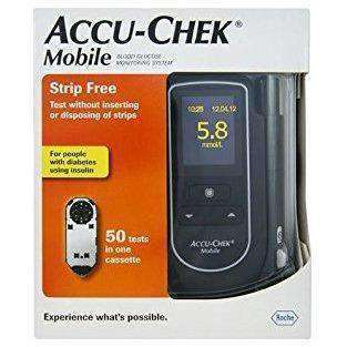Wellnostics - Accu Chek Mobile Blood Glucose Meter