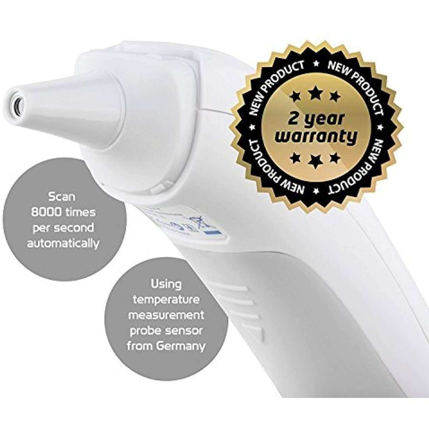 Etekcity Ear Thermometer Infrared Body Thermometer