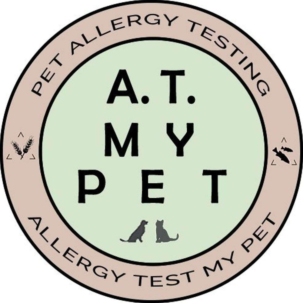 Wellnostics - Dog Allergy Test for 118 Allergens - Home Saliva Collection Kit for 1 Canine – Dog Allergy Testing from Allergy Test My Pet and AffinityDNA