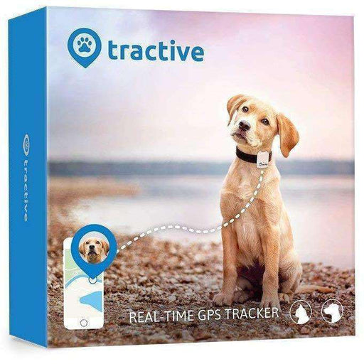 Wellnostics - Tractive Dog GPS Tracker