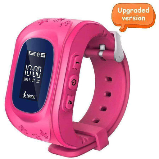 Wellnostics - Witmoving Childrens Smartwatch GPS Tracker Kids Wrist Watch