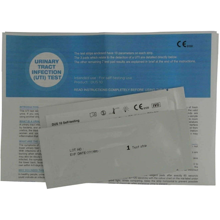 Wellnostics - DFI Urine Infection Test - Pack of 2