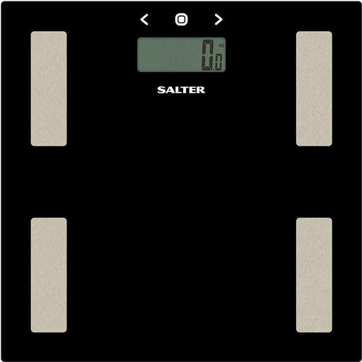 Wellnostics - Salter Glass Body Analyser Digital Bathroom Scales - All Colours