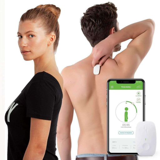 Wellnostics - UPRIGHT GO Smart Wearable Posture Trainer with Free iOS and Android App