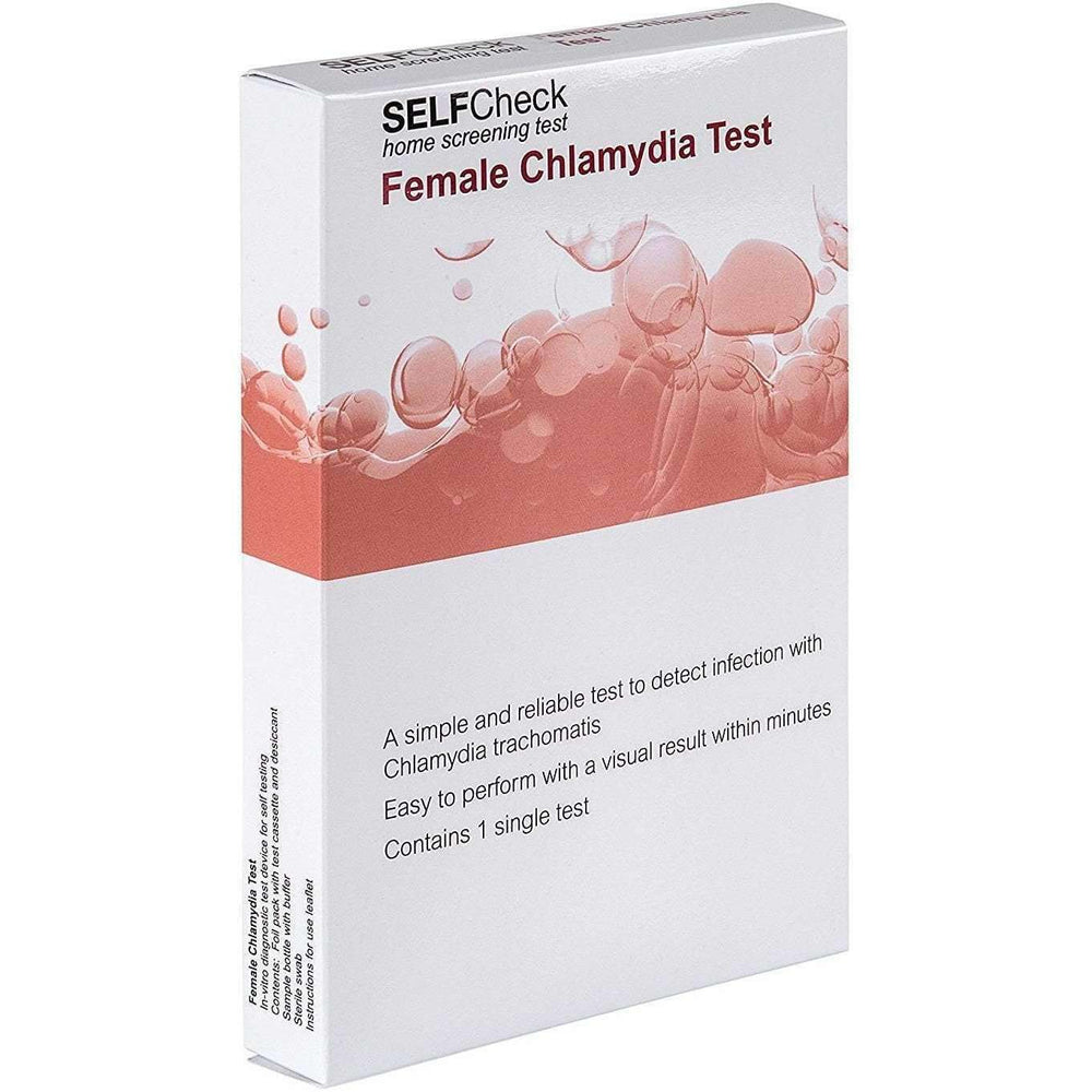 Wellnostics - Self Check Female Chlamidya Self Test