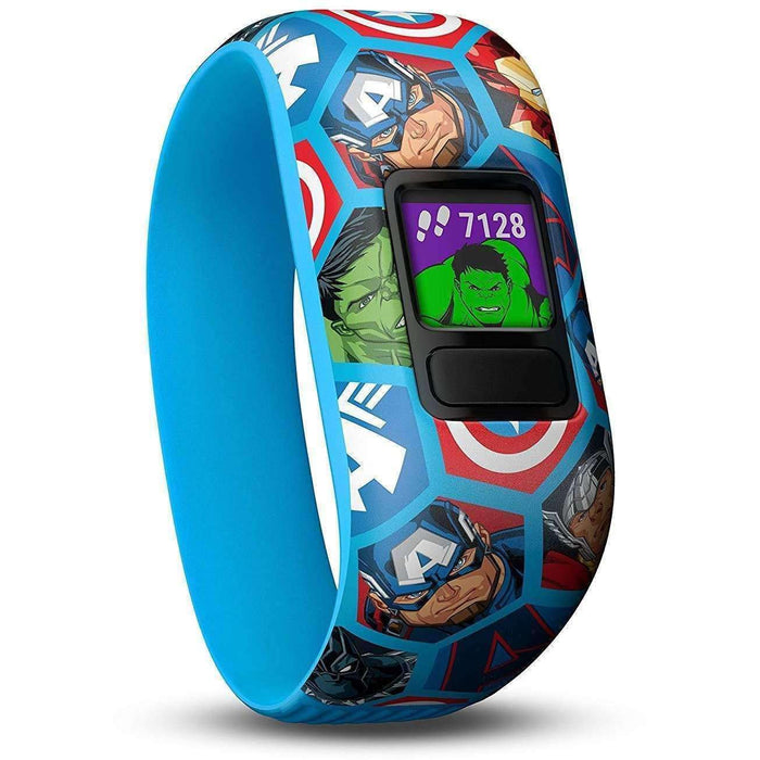Wellnostics - Garmin Vivofit Jr2, Activity Monitor for Children 6 years and older