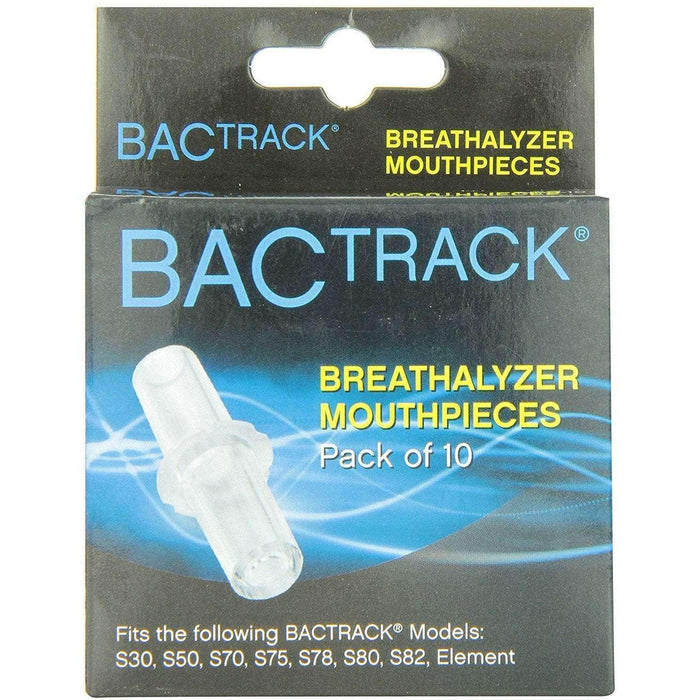 Wellnostics - BACtrack S80, Trace, Element Mouthpieces