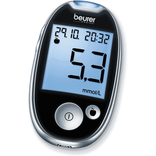 Wellnostics - Beurer Blood Glucose Measuring Device GL44