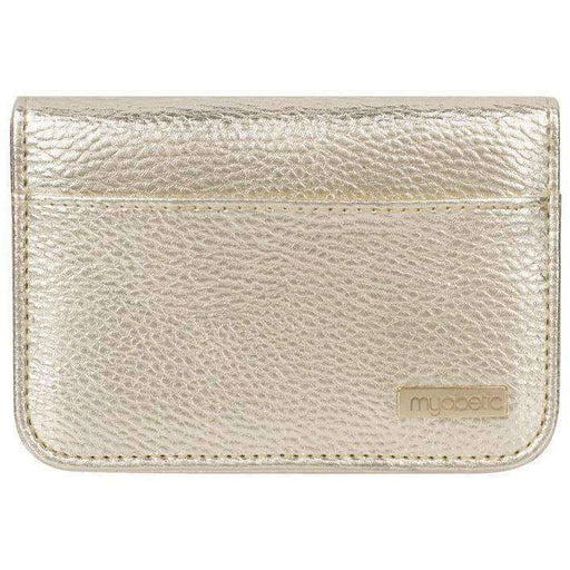 Wellnostics - Myabetic Clemens Diabetes Wallet Gold