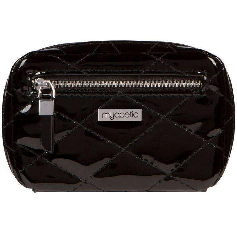 Wellnostics - Myabetic James Diabetes Compact Case Black