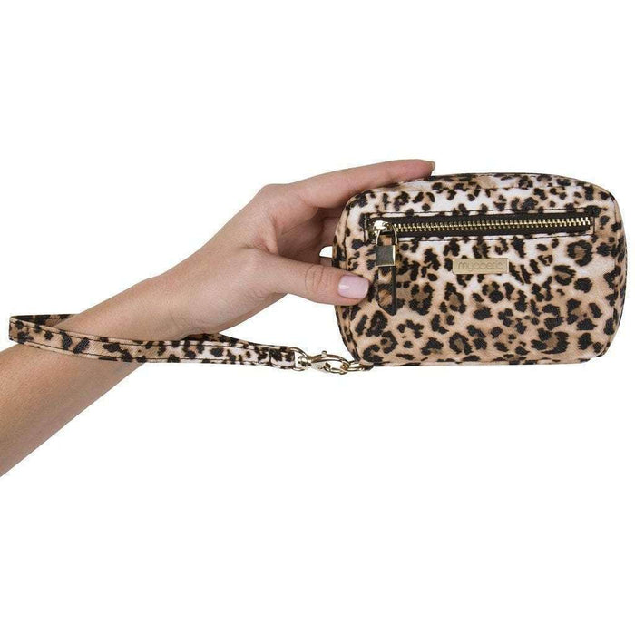 Wellnostics - Myabetic James Diabetes Compact Case Leopard