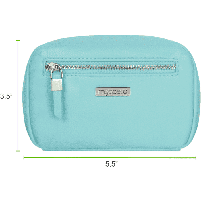 Wellnostics - Myabetic James Diabetes Compact Case Paradise Blue