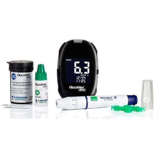 Wellnostics - Glucomen Areo Wireless Blood Glucose Meter