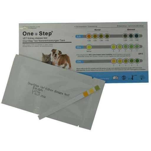 Wellnostics - DFI Pet Kidney Test for Cats & Dogs (Pack of 5)