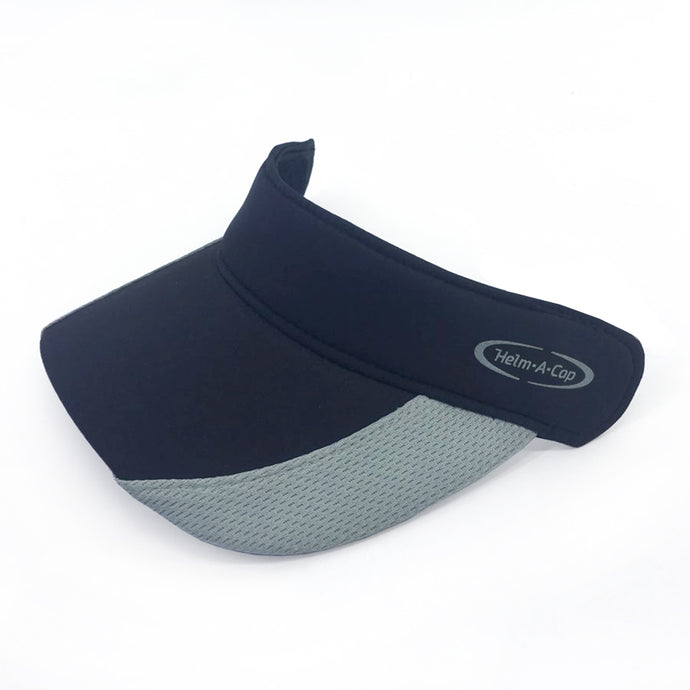 Visor - Black/Grey