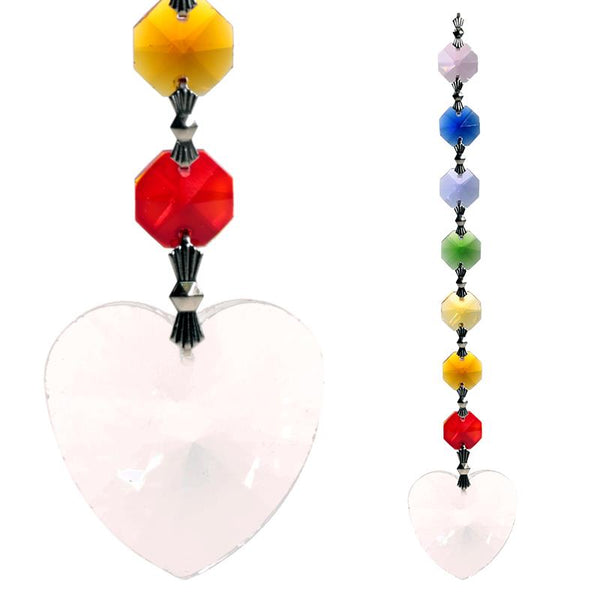 Metta Feng Shui Chakra Crystal String