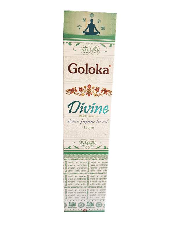 Goloka Divine Incense Sticks