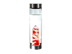 Vitality Glass Crystal Bottle