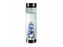 Compassion Glass Crystal Bottle