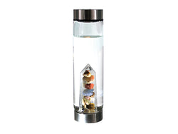 Elements Glass Crystal Bottle