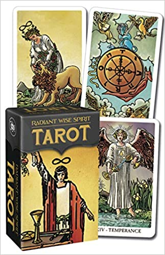 Radiant Wise Spirit Tarot - Mini