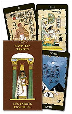 Egyptian Tarot - Mini Deck