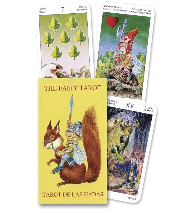 The Fairy Tarot - Mini Deck