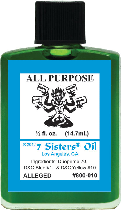 All Purpose Oil