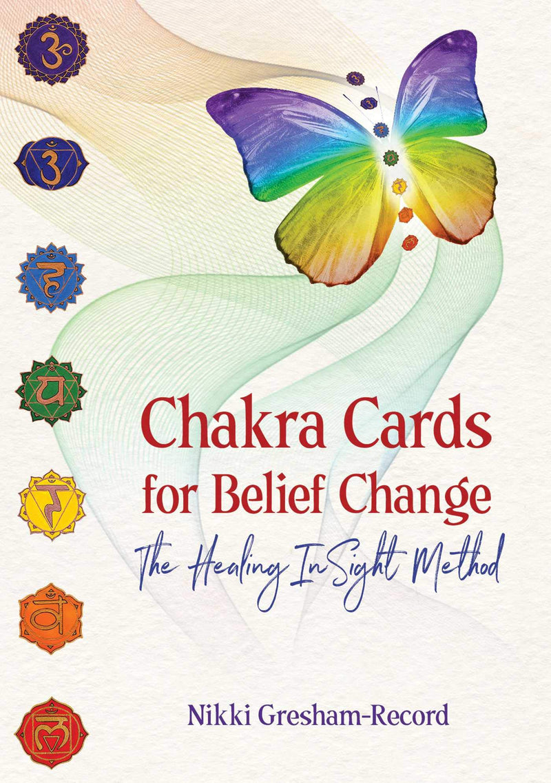 Chakra Cards for Belief Change