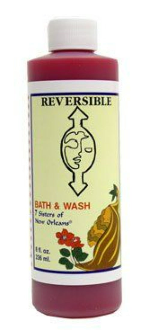 Reversible Floor/Bath Wash