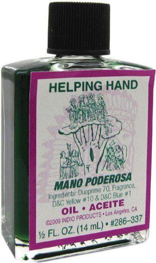 Helping Hand Oil