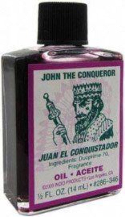John The Conqueror Oil