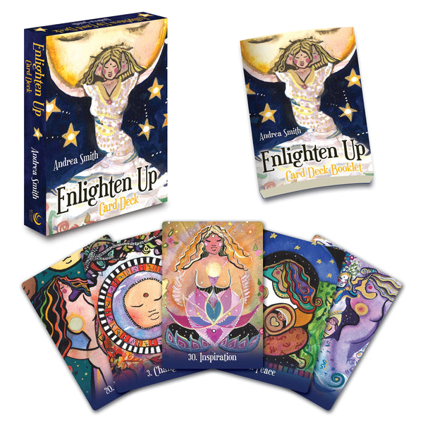 Enlighten Up Oracle Cards