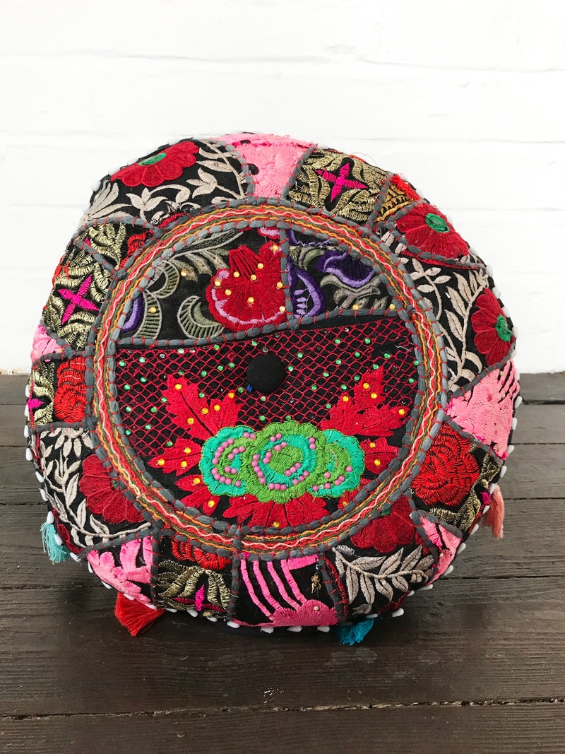 Meditation Cushion - Black
