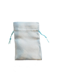 Blue Crystal Pouch - Small