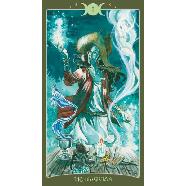 Book Of Shadow Tarot - Volume 2