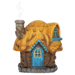 Yellow Fairy Home Incense Cone Holder