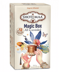 Organic Shoti Maa Chakra Herbal Tea - Magic Box