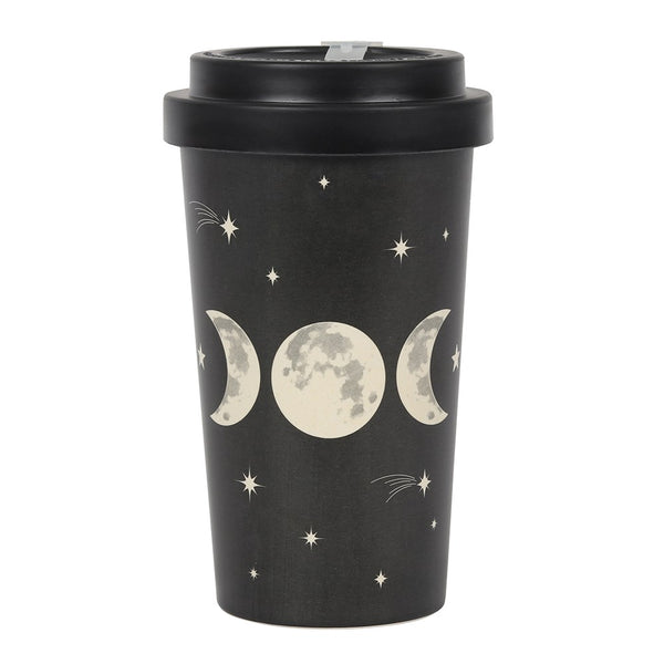 Triple Moon Bamboo Travel Mug