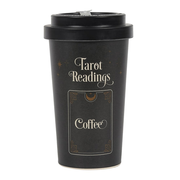 Tarot Bamboo Travel Mug
