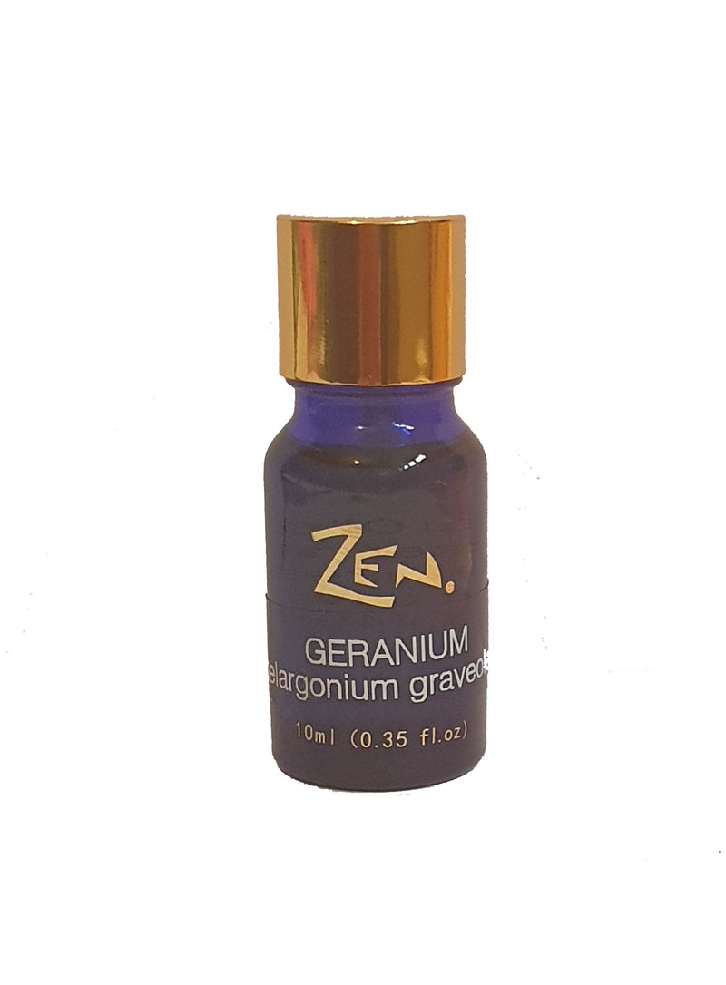Geranium Essential Oil - 10ml