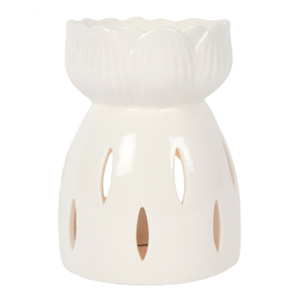 Gloss Lotus Flower Oil Burner