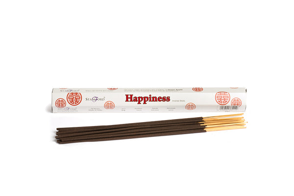 Happiness Incense Sticks